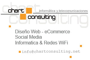 Chart Consulting - Diseño Web - Informática